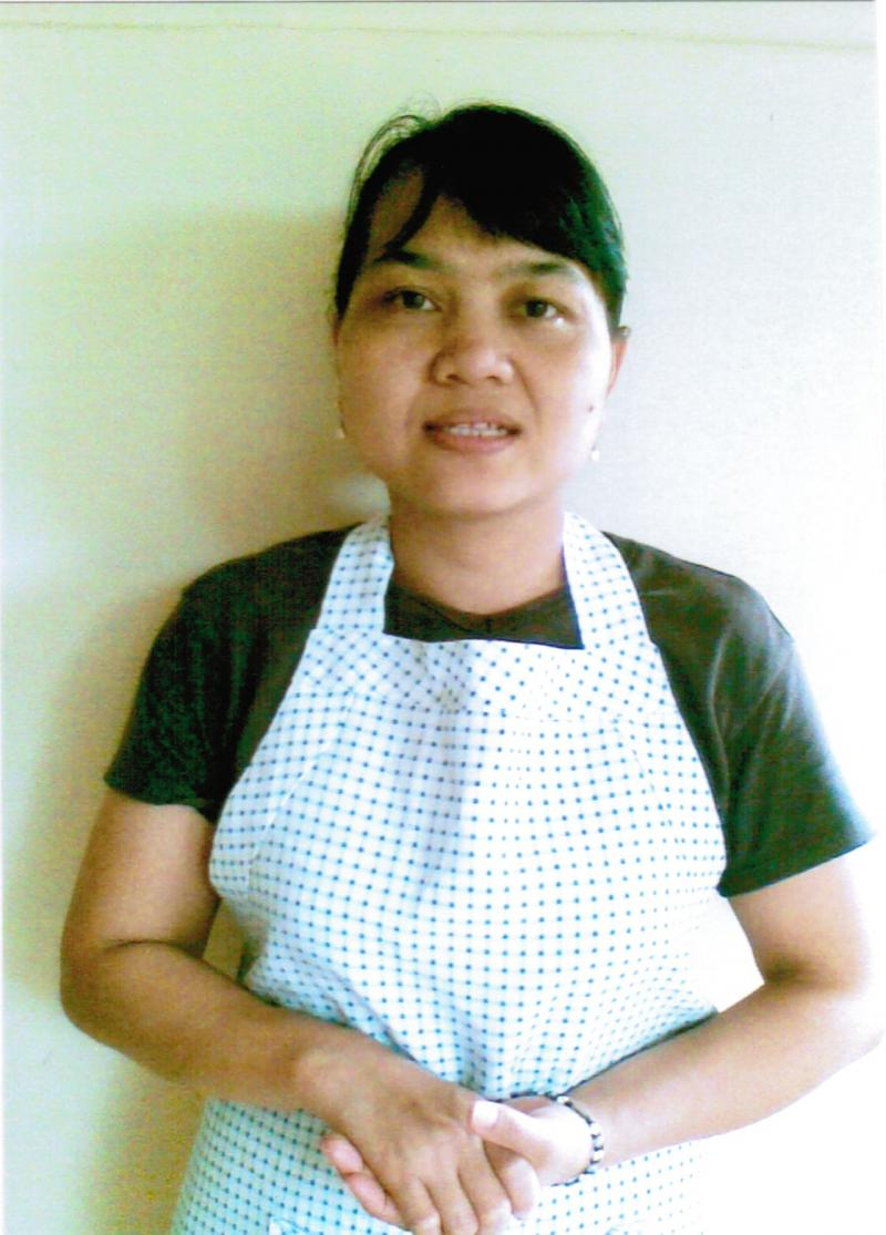 Hariyanti, Indonesian, 27 years, 4 years experience